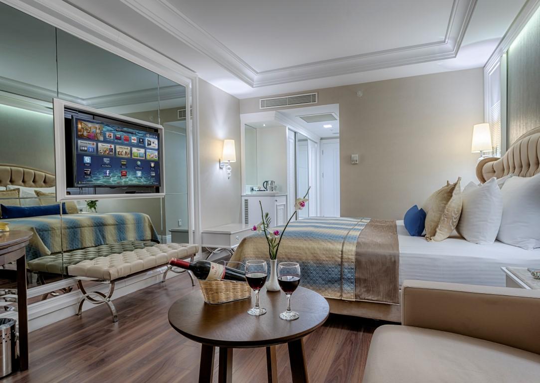 ТУРЦИЯ из Саратова Alva Donna Exclusive Hotel & Spa 5* Белек от 84650 рублей